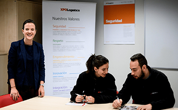 XPO Logistics, 'Mejor Empresa para Trabajar en España 2020'