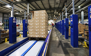 XPO Logistics expondrá la tecnología 'Pick and Put to Light' en SITL
