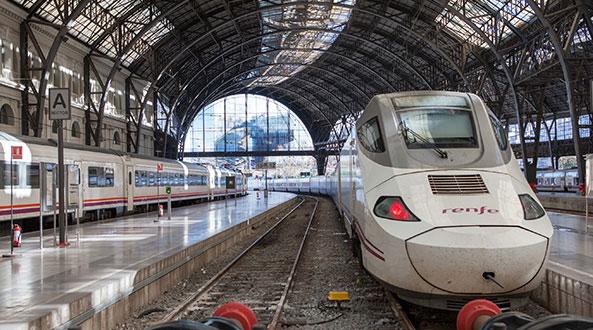 El Gobierno destina 60 millones de euros a las estaciones de ferrocarril