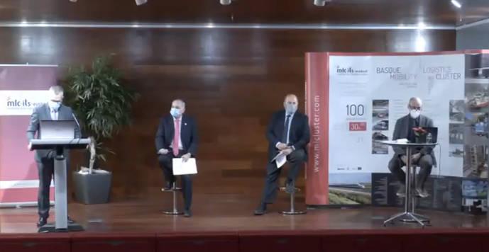 Clúster de Euskadi profundiza en la nueva movilidad