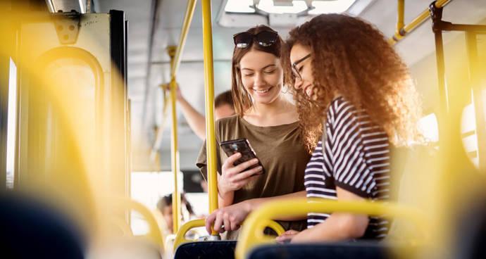 CRTM amplía el servicio a demanda a las líneas nocturnas interurbanas