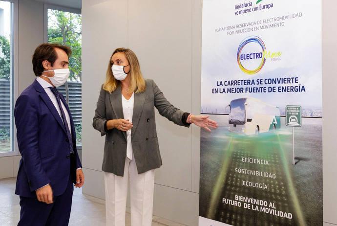 Andalucía impulsará los vehículos híbridos cargados por inducción