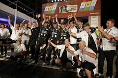 De Rooy orgulloso de su Iveco en el Dakar