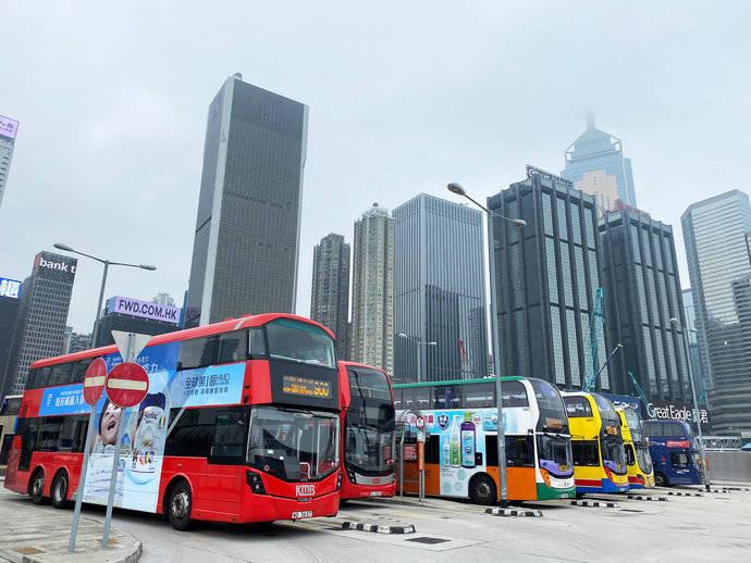 Los motores Cummins L alcanzan la cifra de 4.500 unidades en Hong Kong