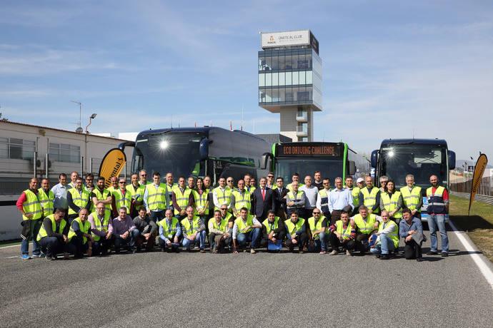 Alsa celebra la final del Eco Driving Challenge