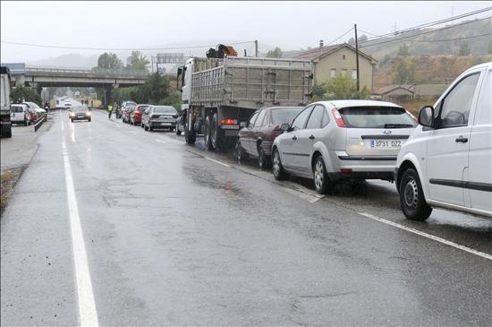 Castilla y León gastará 4,8 millones de euros en mejorar sus carreteras