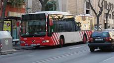 Se desdobla la línea de bus entre Manresa y Barcelona