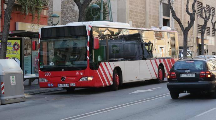 Récord histórico de viajeros en autobús público en la autonomía de Cataluña