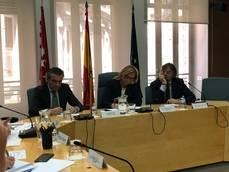 Reunión CMTC con Rosalía Gonzalo.