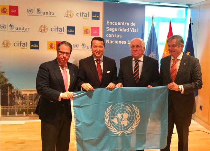 La ONU apuesta por mejorar la seguridad vial a través de la formación