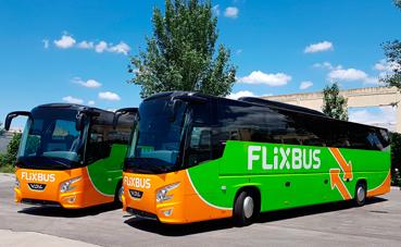 Cartour adquiere dos Futura para los servicios de Flixbus