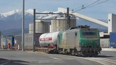Autoroute Ferroviaire Le Boulou.