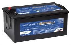 Baterías DAF Genuine Endurance EFB.