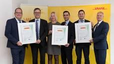 DHL Freight Matrix Certification.