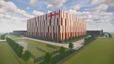Nuevo centro de distribución de Barry Callebaut (Lokeren, Bélgica).