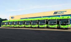 Autobuses Empresa Martín.