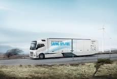 Volvo concept truck.