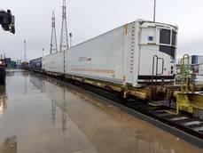 Transporte Frigorífico Transfesa Logistics.