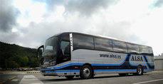 Autobús Alsa.