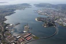 Puerto de Ferrol.