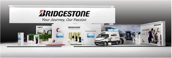 Bridgestone y Firestone, de la mano a la IAA