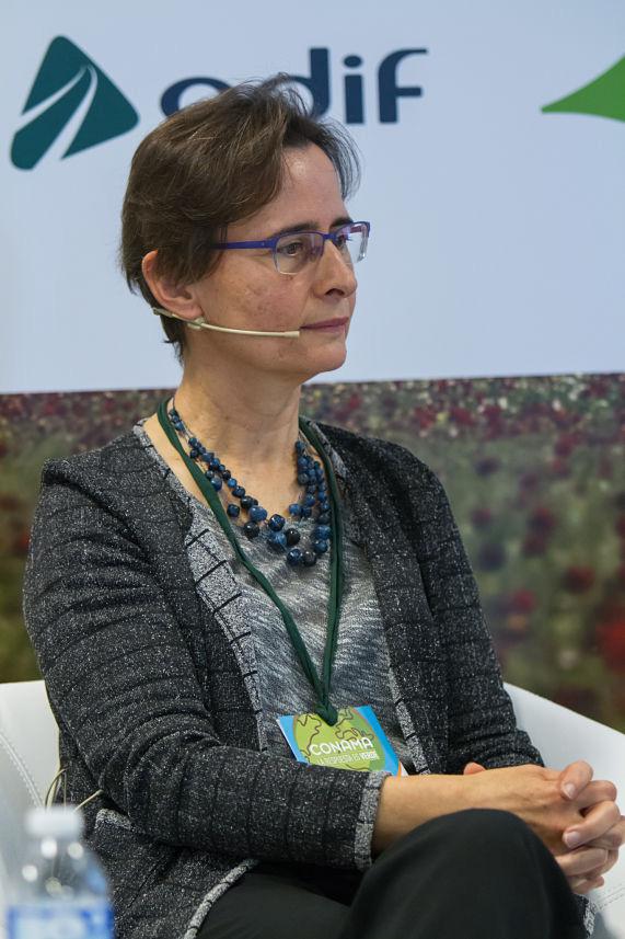 Mercedes Gómez Álvarez, nueva directora general