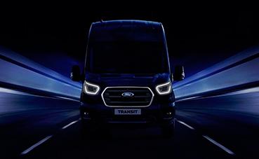 Ford presentará en Hannover la nueva generación de Transit
