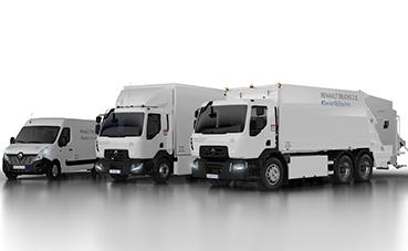 Renault Trucks se posiciona entre las empresas más comprometidas