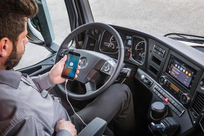Mercedes-Benz crea tendencia en conectividad