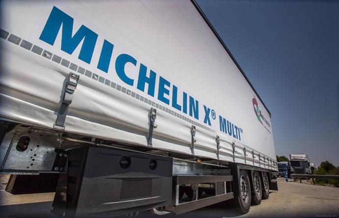 Michelin cierra el semestre manteniendo su tendencia al alza