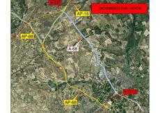 Navarra restringe el tráfico pesado por la N-121-C