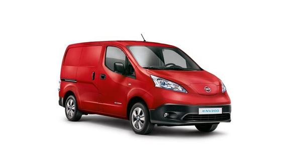 La Nissan e-NV200 fue la furgoneta eléctrica más vendida en Europa en el año 2016