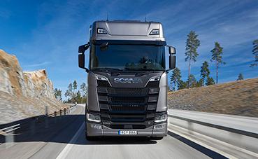 Scania en IAA: alternativas para reducir carbono