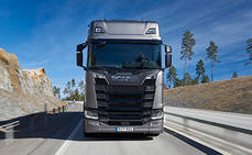 Scania en IAA: alternativas para reducir carbono
