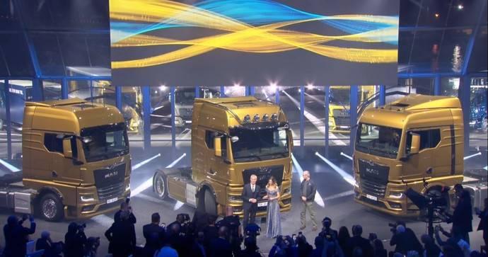 MAN presenta por todo lo alto su nueva gama completa de camiones