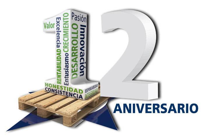 Palletways celebra los 12 años de su filial ibérica