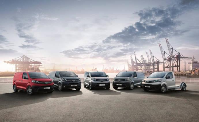 Toyota adapta al cliente su gama Proace 2019