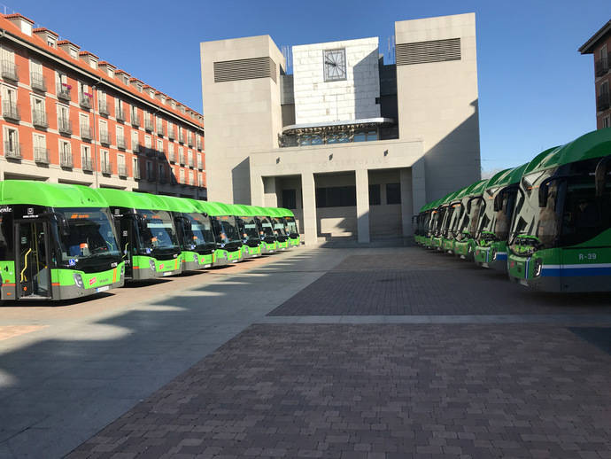 Grupo Ruiz incorpora 17 unidades de GNC