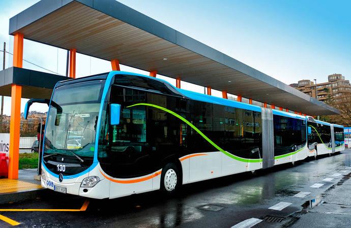 Santander activa el nuevo sistema de transporte urbano