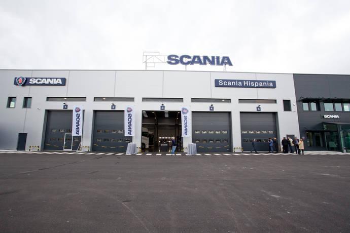 Scania inaugura las nuevas instalaciones oficiales en Málaga
