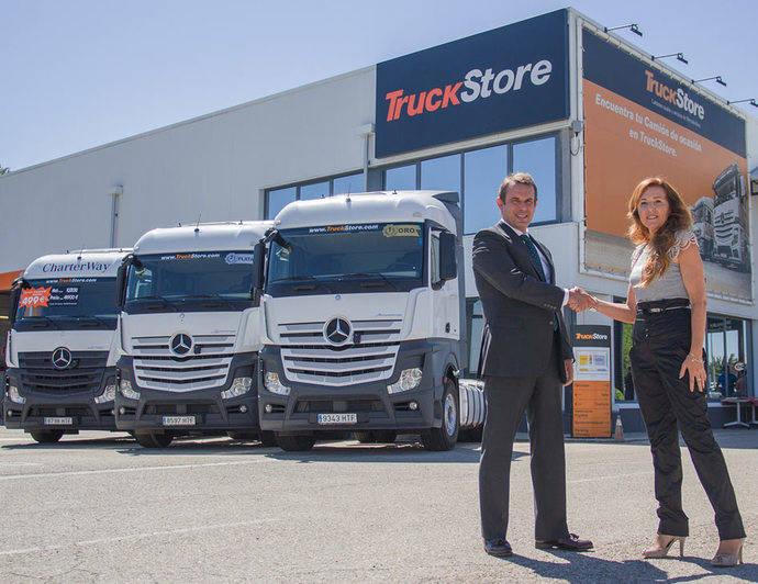 TruckStore Madrid y Tradisma estrechan sus lazos