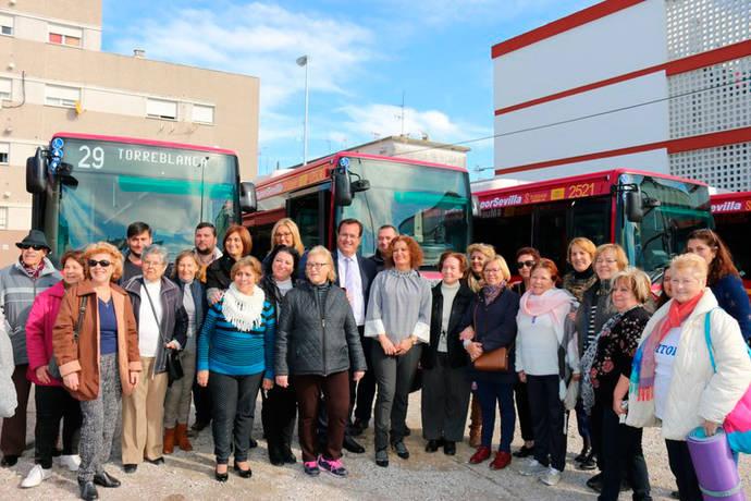 13 unidades Iveco para el barrio sevillano de Torreblanca