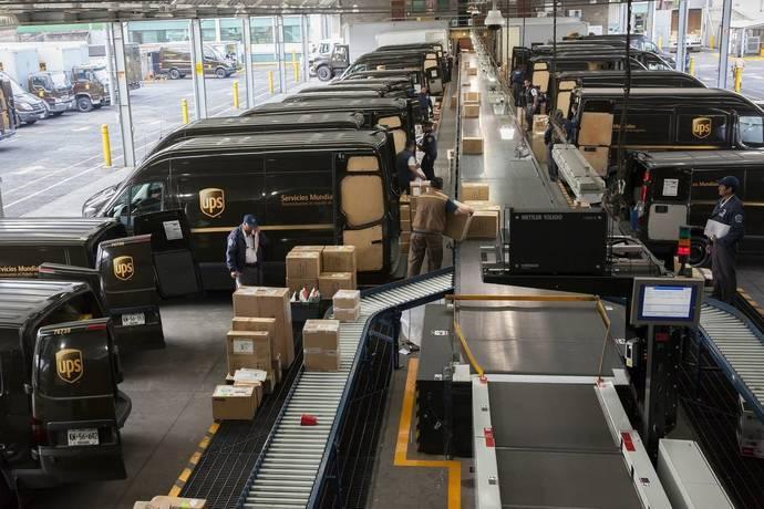 UPS incrementa casi un 10% sus ingresos globales en el segundo trimestre
