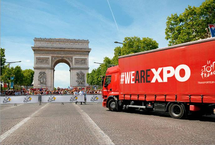 XPO, responsable del Evian de Golf femenino en Francia