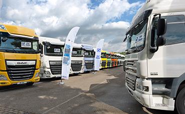 Con la compra de un camión DAF usado se puede ahorrar un 15% de combustible
