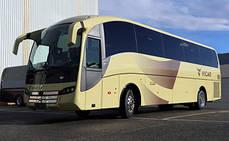 Autocares Almagro adquiere el SC7 de Sunsundegui
