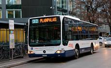 Alsa entra en el transporte urbano de Ginebra