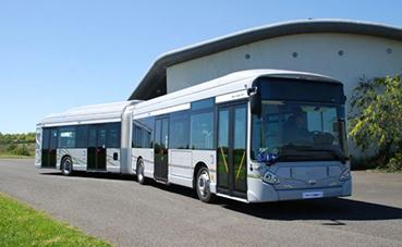 AMB otorga la adjudicación de 44 autobuses híbridos a Iveco España