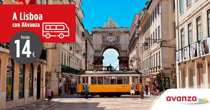 Avanza acerca Lisboa durante el mes de febrero