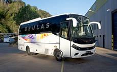 Beulas compartirá espacio con MAN en Expobus